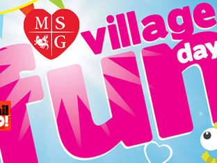 Village Fun Day!!!