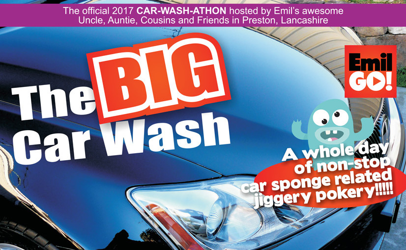The BIG Car Wash!!!