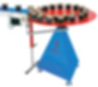 Potting Machine Rotating Table