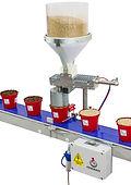 Fertilizer Dispenser for Potting Machine