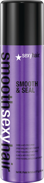 Smooth & Seal Anti-Frizz & Shine Spray