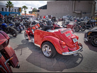 2016 Bike Week Images
