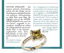 Novvak Jewellery - Inhorgenta 2015 Daily