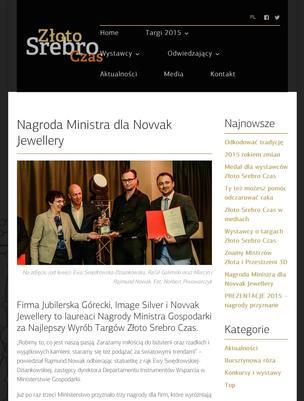 »_Nagroda_Ministra_dla_Novvak_Jewellery-