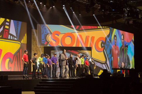 Sonic Convention, 2016 (Content)