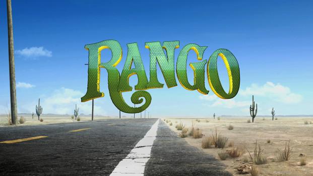 Rango - Title Sequence