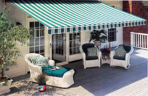 Discount Rate Awning