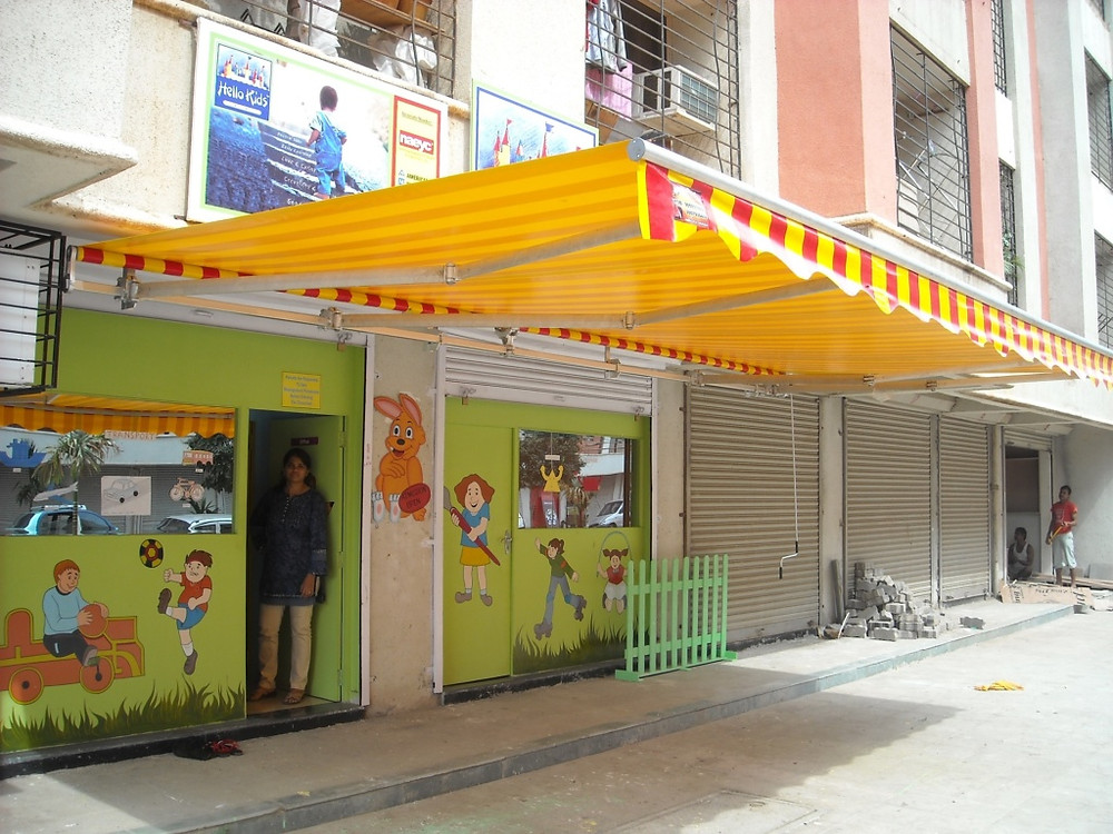 Awning For Shops