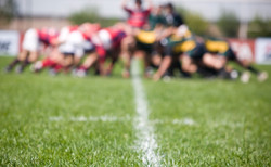 Rugby Scrimage