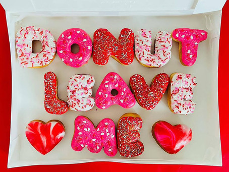 Guide to placing your custom letter donuts order in Toronto, Ontario