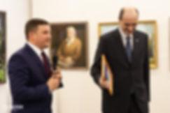 Алексей Ткаченко и Константин Резницкий