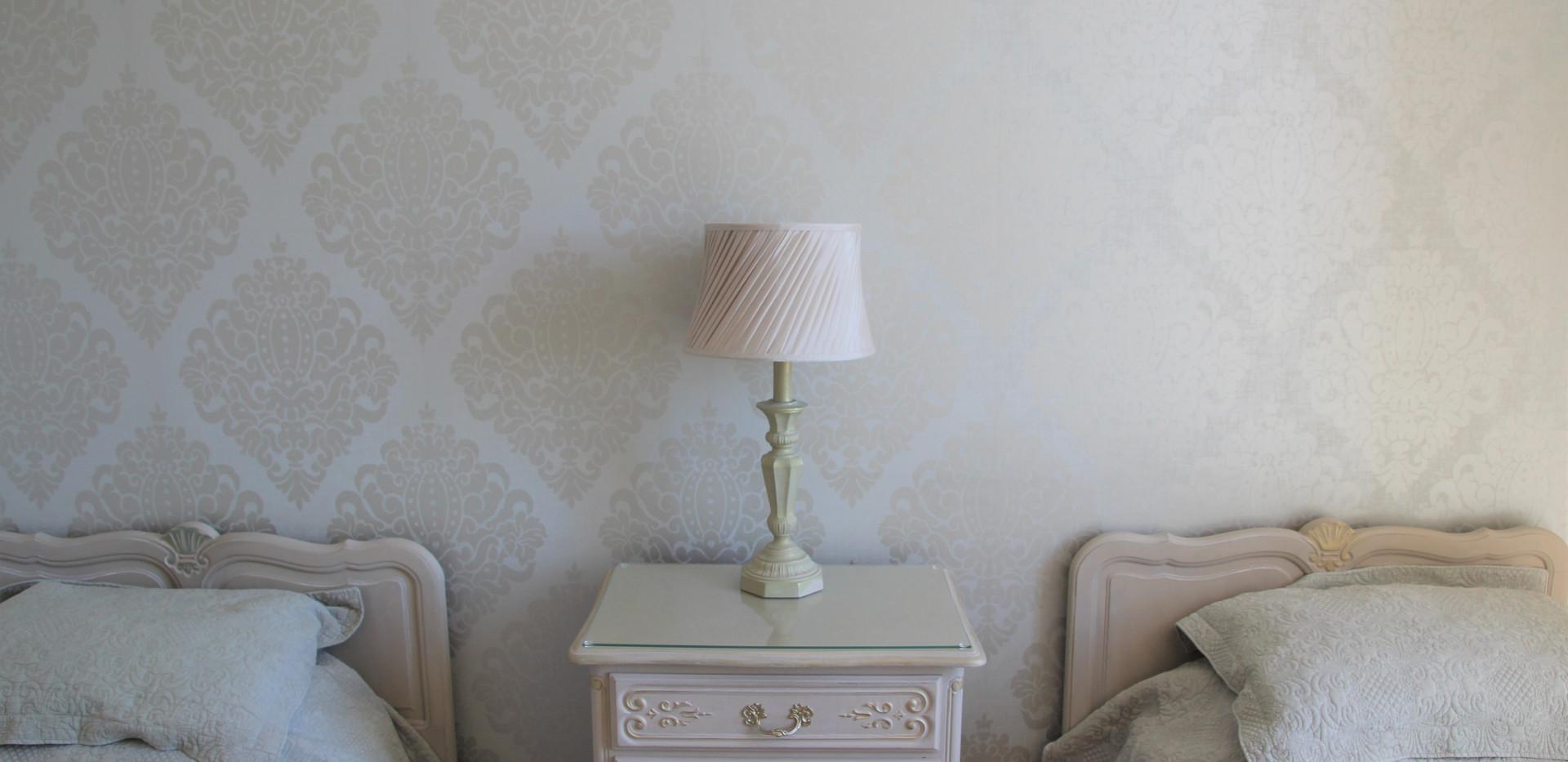 Twin Bedroom - Furniture