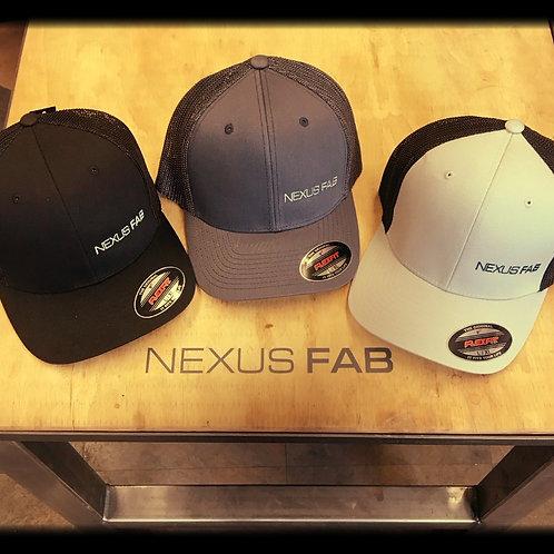 Nexus Fab Flex Fit Mesh Back Cap