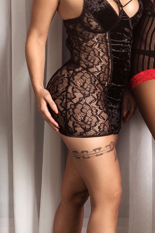 Dixee Lace Body