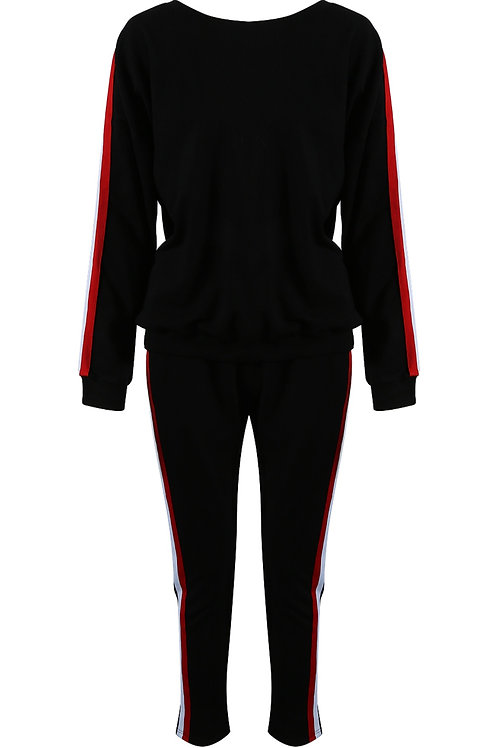 Xen Side Stripe Loungewear