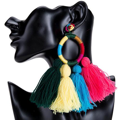 Krupp Exotic Earrings