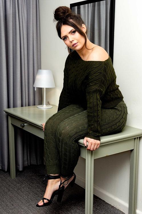 Tammy Knitwear coord set