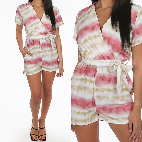 Toni Wrap Up Playsuit