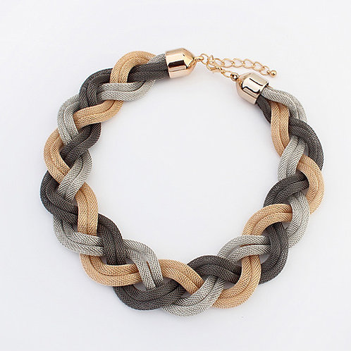 Denny Woven Necklace