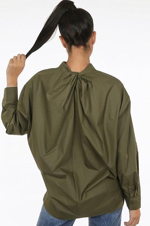 Levods Back Twist Shirt