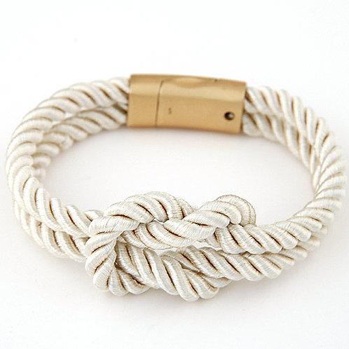 Vivi White Bracelet