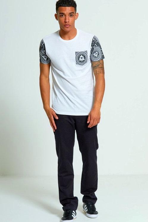 Tommy Brave Soul Astrological Print T-Shirt