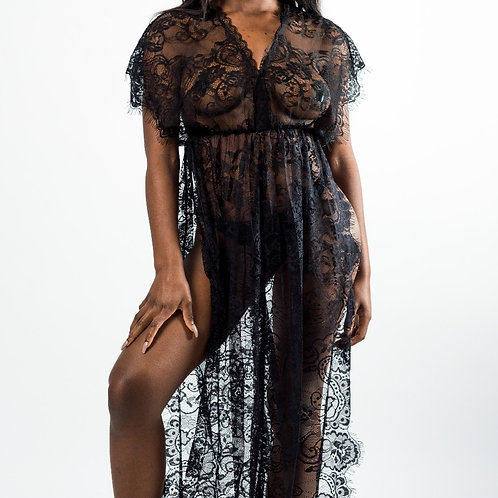 Anyou Lace Lingerie Gown