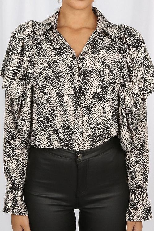 Landa Splash Button Up Shirt