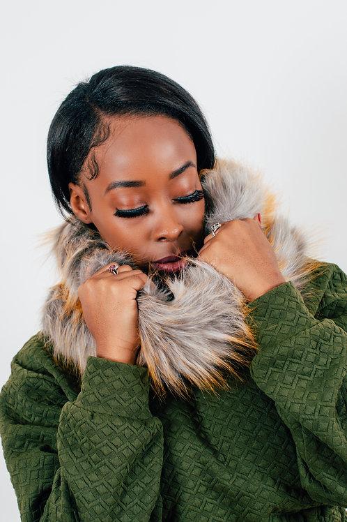 Moda Faux Fur Snood