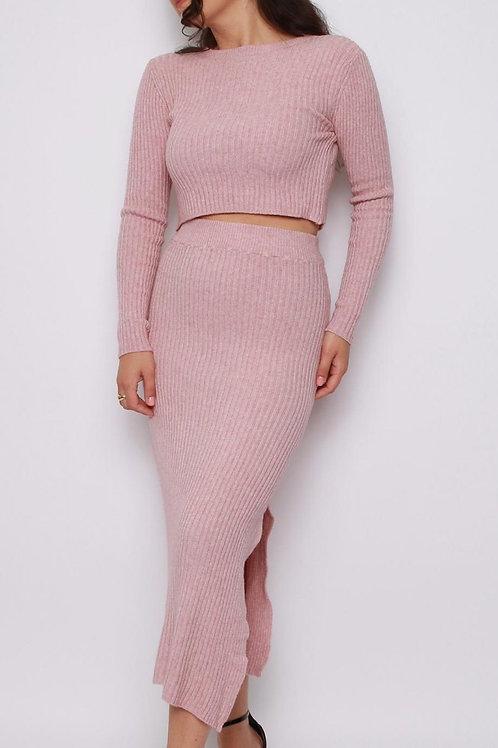Farha Jumper & Skirt Co-ord Set