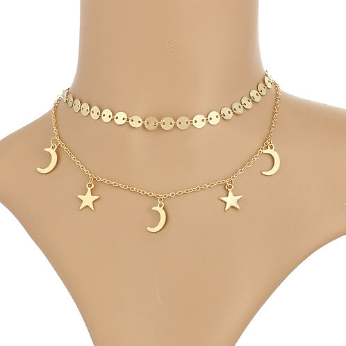 Azzla Charm Necklace