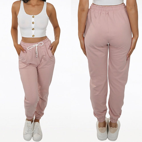 Gova Elasticated Waist Joggers