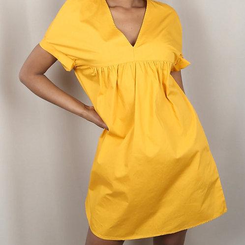 Molly Oversized Mini Dress