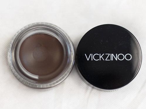 Vickzinoo Eyebrow Pomade Dark Brown