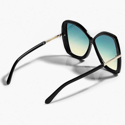 Baddie Two Tone Sunglasses