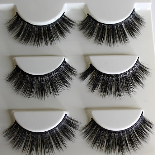 Candy Trio Lashes #37