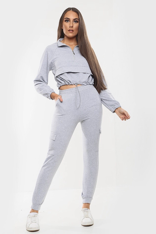 Lowe Zip Co-Ord Set