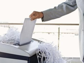 The Paper Shredder Event