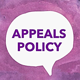 Appeals Policy