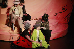 James and the Giant peach 2016