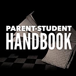 2020-21 Parent - Student Handbook