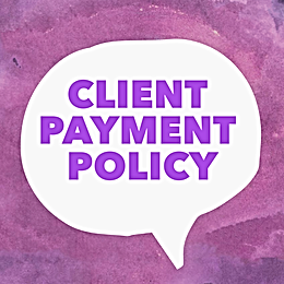 Client Payment Policy