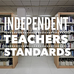 Independent Teachers  Standards in B.C.