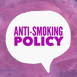 Anti-Smoking Policy