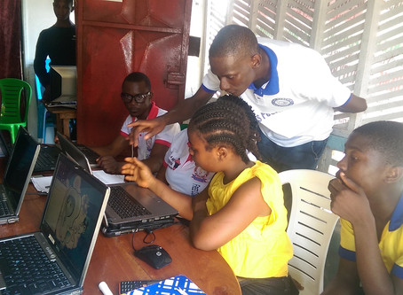 Anike Foundation and BIRD-Liberia Bridge the Technology Skill Gap