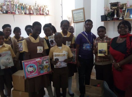 Anike Foundation Partners to Donate Books to Schoolchildren in The Gambia