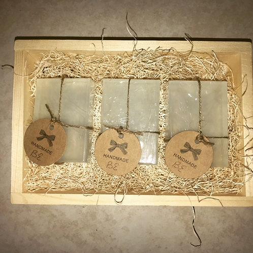 3 PC Segreto Shower Box/Men