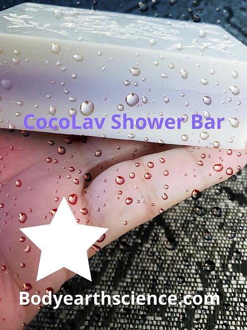 CocoLav Cramy Lather Bar