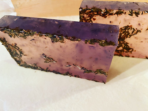 Essential Lavender Block Soap Bar