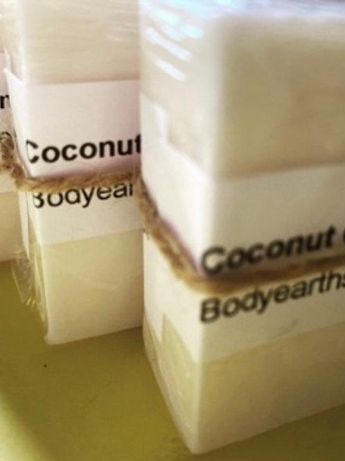 Coconut, Shea Butter & Almond Oils